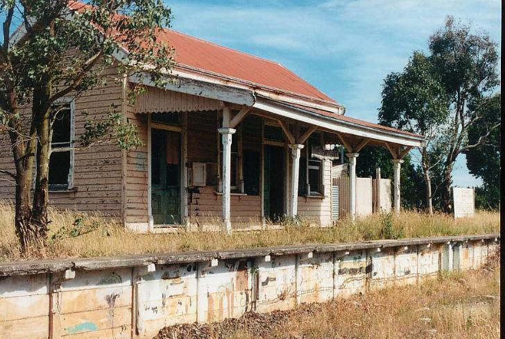 Disused railways for Railroad stations for sale