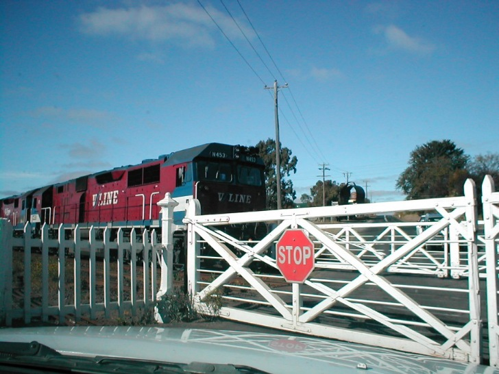Railway Crossings 4