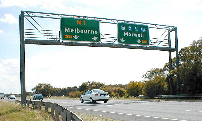 Freeway Signs