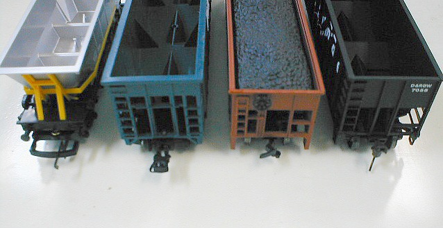Model Railroad Coupler Types : Couplings